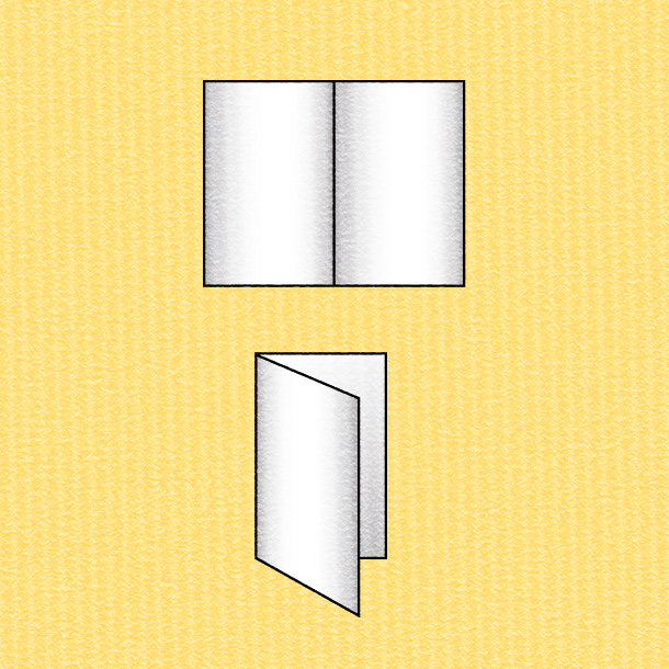 Hướng dẫn 15 cách gấp brochure thông dụng
