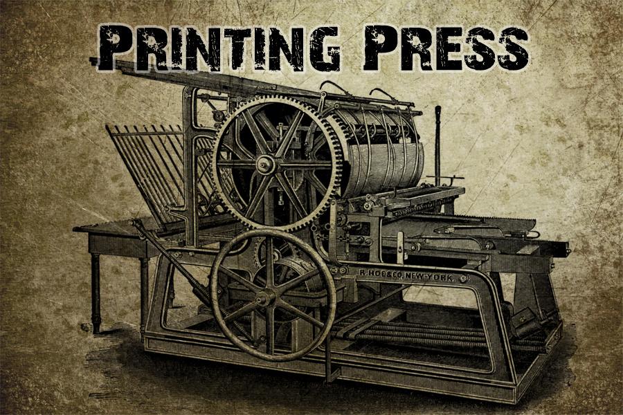 """Khám phá công nghệ in ấn """"siêu cổ"""" vẫn được sử dụng tới ngày nay"""