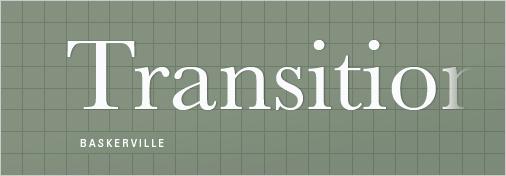 Tổng hợp 5 nhóm Font chữ in ấn thường gặp