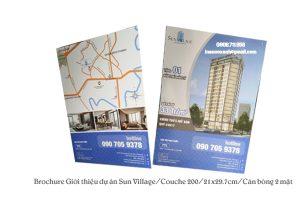 Giới thiệu các kiểu in brochure thông dụng nhất hiện nay