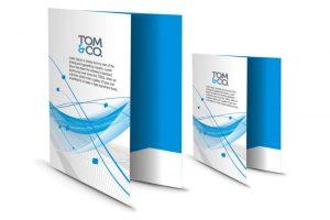 Công dụng và kích thước chuẩn in kẹp file doanh nghiệp