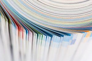Nghệ thuật chọn giấy trong in ấn